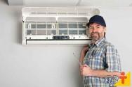 Funções do ar condicionado de processo