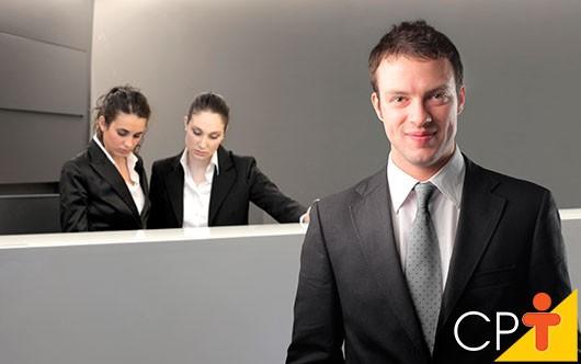 Hotelaria - campo de atuação e pré-requisitos pessoais de um gerente geral de hotel. Cursos CPT da área Hotelaria