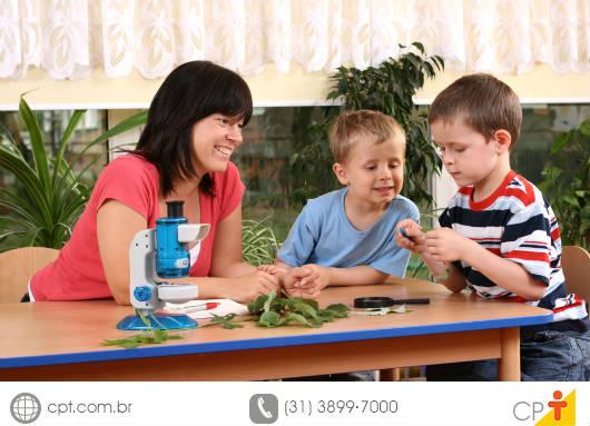 Aguce a genialidade do seu filho e crie um verdadeiro homem de sucesso! Cursos CPT da área Educação Infantil