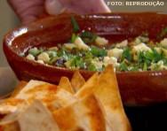 Receita de sopa mexicana picante