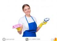 Acidentes domésticos - você sabe como evitá-los enquanto faz a limpeza de casa?