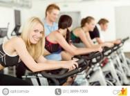 Academia de ginástica - o que os alunos procuram