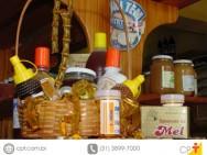 Mel - embalagens apropriadas para o armazenamento e a comercialização
