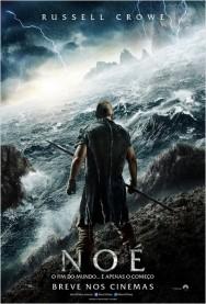 Após uma mensagem divina, Noé constrói uma imensa arca para abrigar sua família e um casal de cada espécie animal e protegê-los do dilúvio