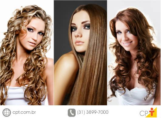 7 inteligentes soluções para fazer dos seus cabelos um sucesso. Cursos CPT da área Salão de Beleza