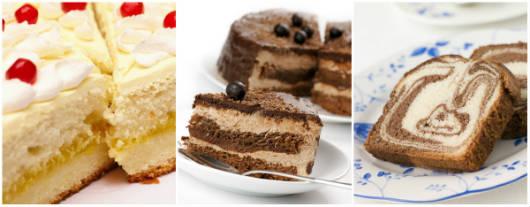 Com criatividade e bom gosto é possível fazer deliciosos bolos e tortas decorados.
