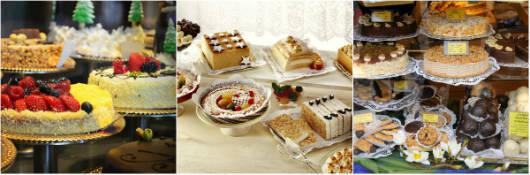 Quando feitos com amor e dedicação, os bolos e tortas roubam a cena.