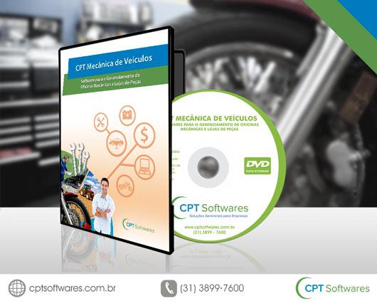 O CPT Mecânica de Veículos é um software para gerenciamento de oficinas mecânicas e lojas de peças, desenvolvido para aprimorar a gestão de seu negócio