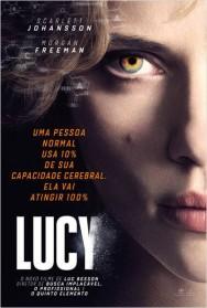 Lucy é um longa que narra a história de uma jovem que adquire inúmeras habilidades após seu organismo acidentalmente absorver uma potente droga