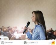 Dê um show em sua palestra com dicas de coesão