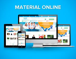 Metodologia e Conteúdo Online Diferenciados