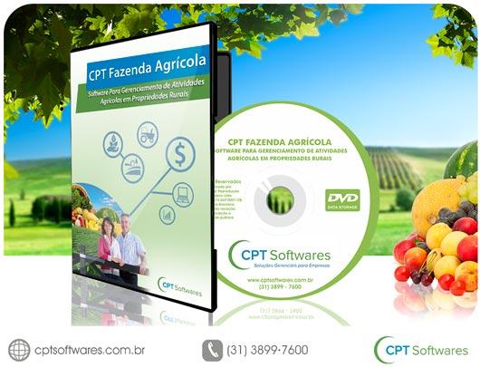 Certamente, o CPT Fazenda Agrícola proporcionará o crescimento do seu negócio, impulsionado pela lucratividade apurada no controle detalhado das atividades agrícolas