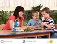 Importância dos brinquedos pedagógicos para a aprendizagem infantil