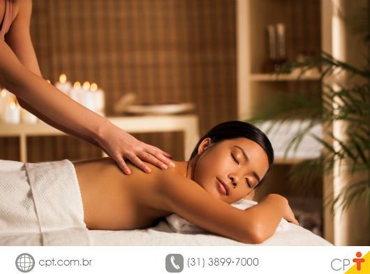 Estúdio de massagem