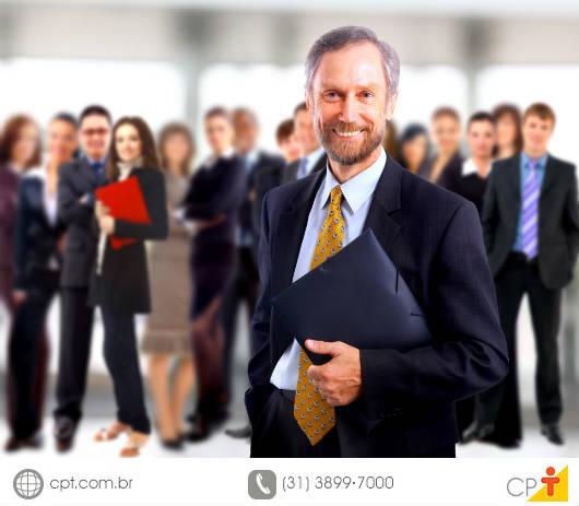 O líder deve buscar conhecimentos de gestão e também capacidades reflexivas