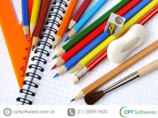 Com o CPT Software Papelaria, você empresário de sucesso, poderá otimizar suas atividades empresariais