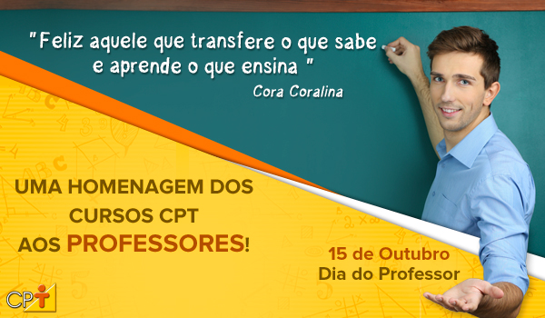 Banner Dia do Professor