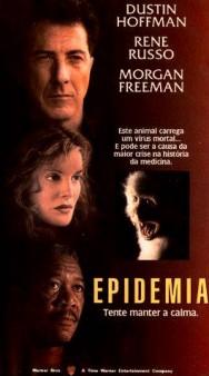 O filme Epidemia (Outbreak) foi lançado em 1995