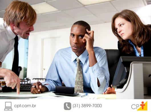 No ambiente corporativo, os conflitos são potencializados pela diversidade de personalidades obrigadas a conviver no mesmo espaço físico
