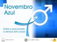 Novembro Azul: drible o preconceito na luta contra o câncer de próstata