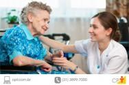 Cuidadores de idosos: uma profissão do presente e, mais ainda, do futuro