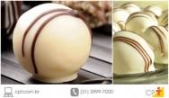 Receita de Bombons de Maracujá com Chocolate Branco