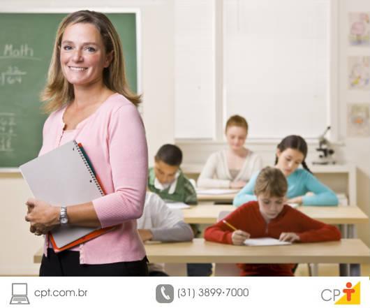 O Centro de Produções Técnicas – CPT, lança cartilha voltada para a área de Educação, com o objetivo de incentivar a capacitação de todos os profissionais do ensino público
