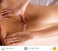 Os benefícios da massagem desportiva pós-competição