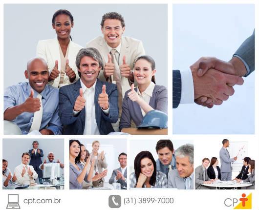 Para uma empresa ter excelência em serviços, seus gestores precisam proporcionar funcionários felizes em trabalhar