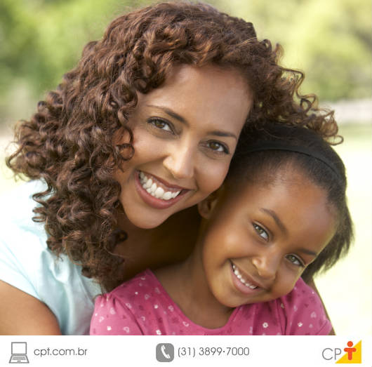 A grande maioria das mães de hoje busca seu crescimento orientadas para o futuro