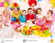 Perfil profissional do organizador de festas infantis