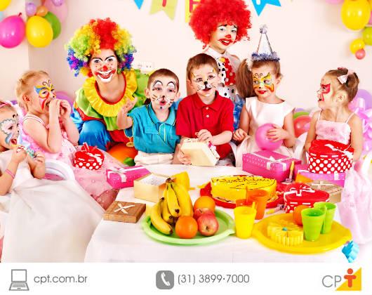 O organizador de festas infantis deve ter um sentido muito aguçado, para perceber quais são os anseios do cliente