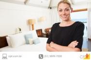 A profissão de governanta nos meios de hospedagem