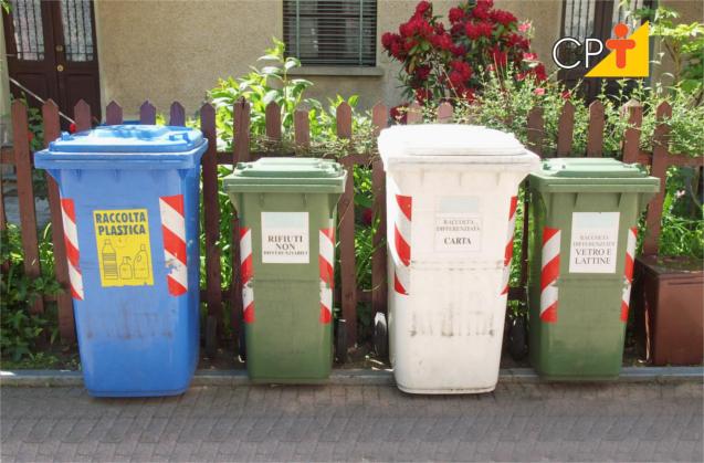 Lixo destino final