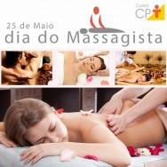 Massagistas comemoram hoje, 25 de maio, o seu dia
