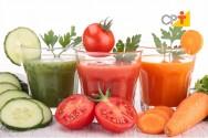Sucos detox - eliminam as toxinas, emagrecem e fazem bem à saúde