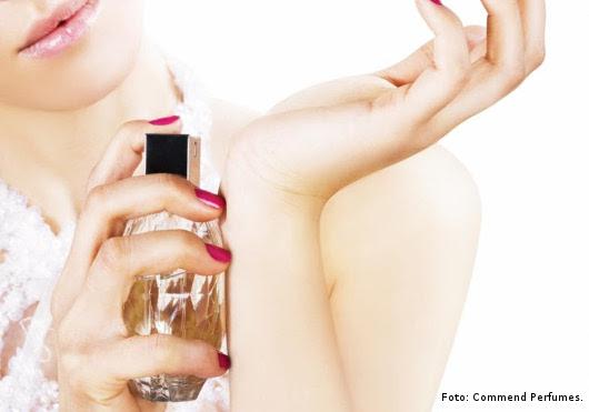 Como seu perfume pode beneficiar sua saúde