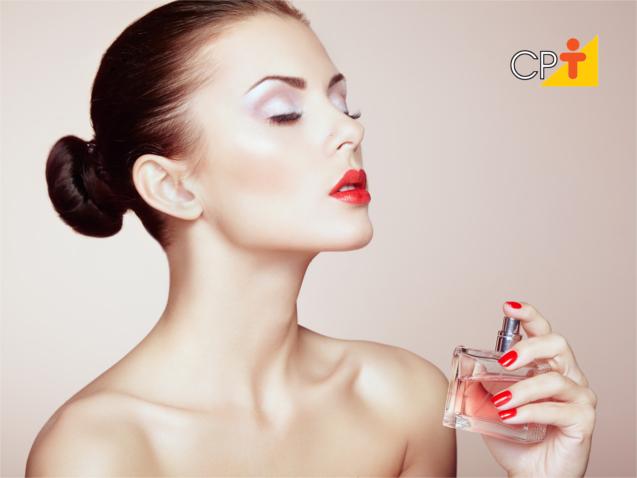 Benefícios do perfume à saúde