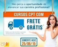 CPT participa promoção do Dia do Frete Grátis