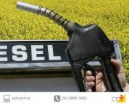 Aumento de 25% da produção nacional de biodiesel em 2015