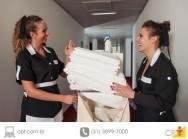 Enxoval hoteleiro - como administrar, organizar e cuidar das roupas de cama