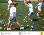 A importância do movimento para as crianças