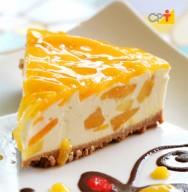 Cheesecake de Manga Diet - aprenda a fazer