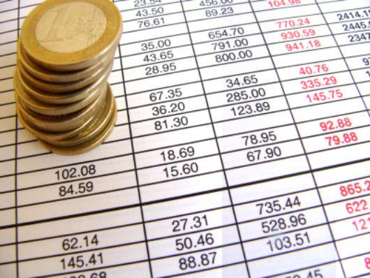 planilha de gastos mensais