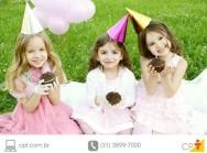 Festa infantil - faça você mesma, em casa, e gastando pouco