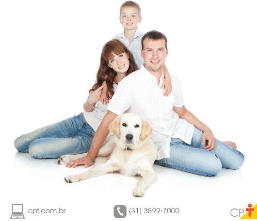 Cães - melhores raças para crianças