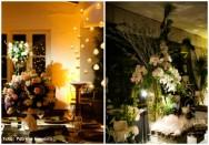 Aprenda a decorar mesas com arranjos florais