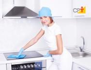 Você sabe limpar fogão corretamente?