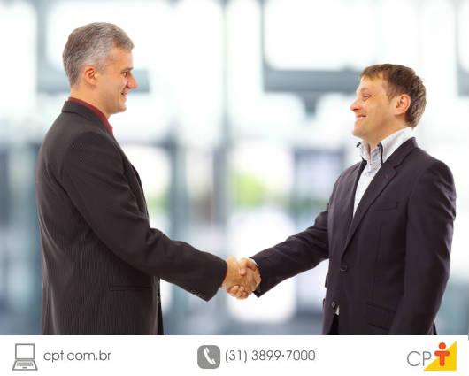 Entrevista de emprego, a linguagem corporal