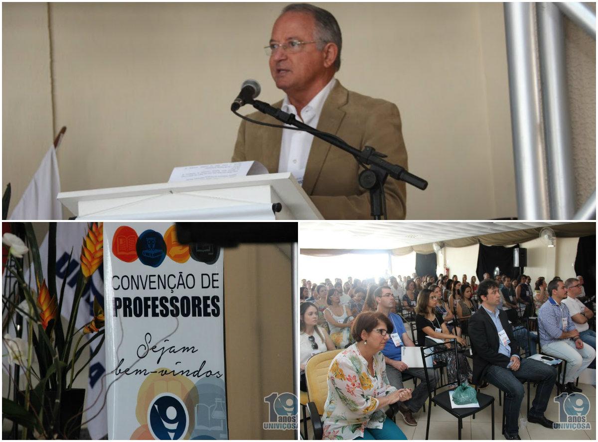 Univiçosa realiza II Convenção de Professores